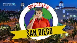 Ricky Calls Home Owners in San Diego Live