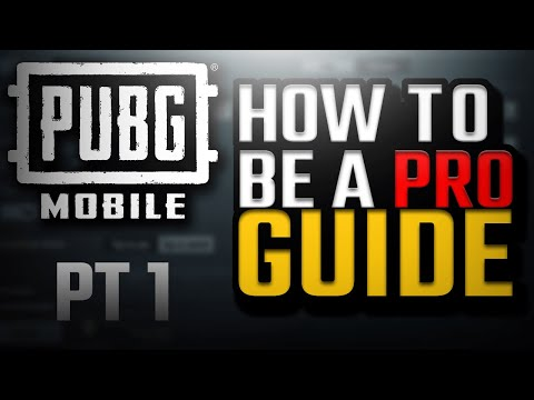 The BEST Settings For PUBG MOBILE 2019!!! - How To Be A Pro Pt.1