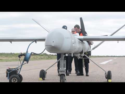 Presentación de los UAVs Argentinos (FAA)