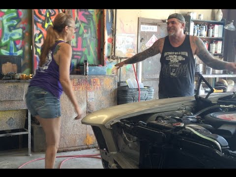 My Friend Pete and Minnie the Bodyshop Girl - SWRNC behind the Scenes