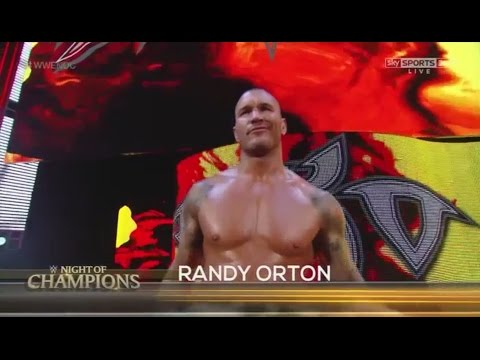 Randy Orton NEW THEME SONG & Entrance