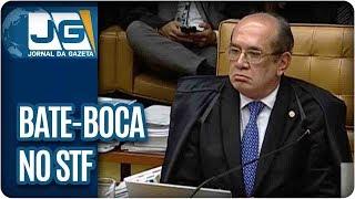 Bate-boca entre Gilmar e Barroso no STF thumbnail