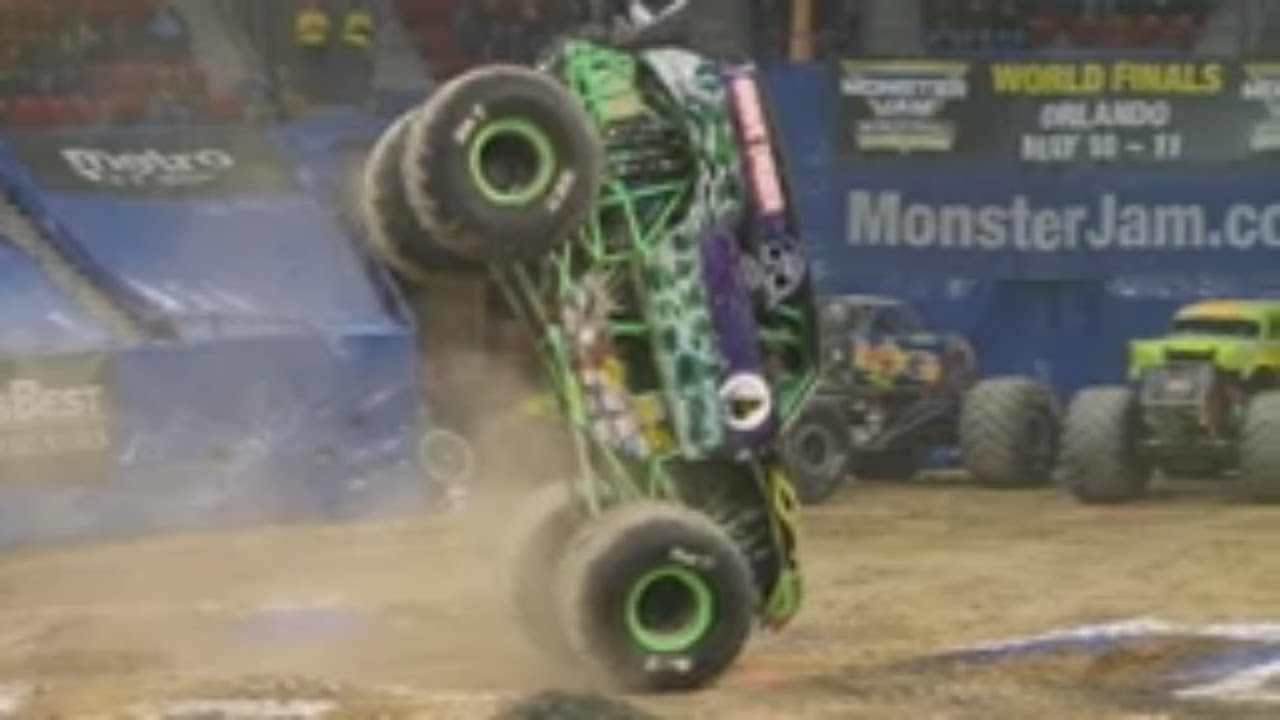 Green Bay Wi Highlights Monster Jam 2018 Youtube