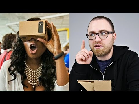 Google Cardboard: How it works!