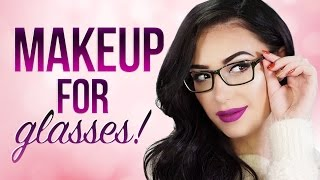 ❤️ A Makeup Tutorial For Glasses   Victoria Lyn Beauty