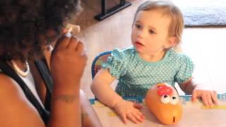 Sarah speech therapy