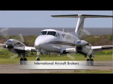 King Air 200 For Charter - International Aircraft Brokers