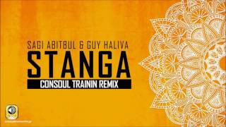 SAGI ABITBUL & GUY HALIVA - Stanga (CONSOUL TRAININ REMIX)