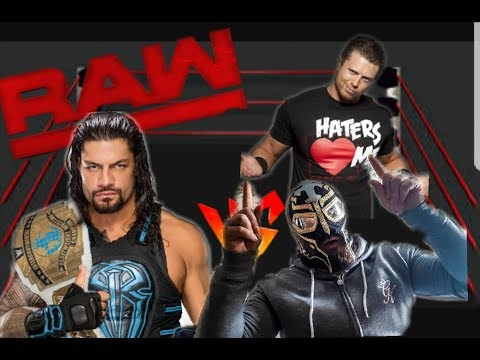 REACTION RAW Roman Reigns wins the Intercontinental Title to become a Grand Slam Champion Raw 20/11/