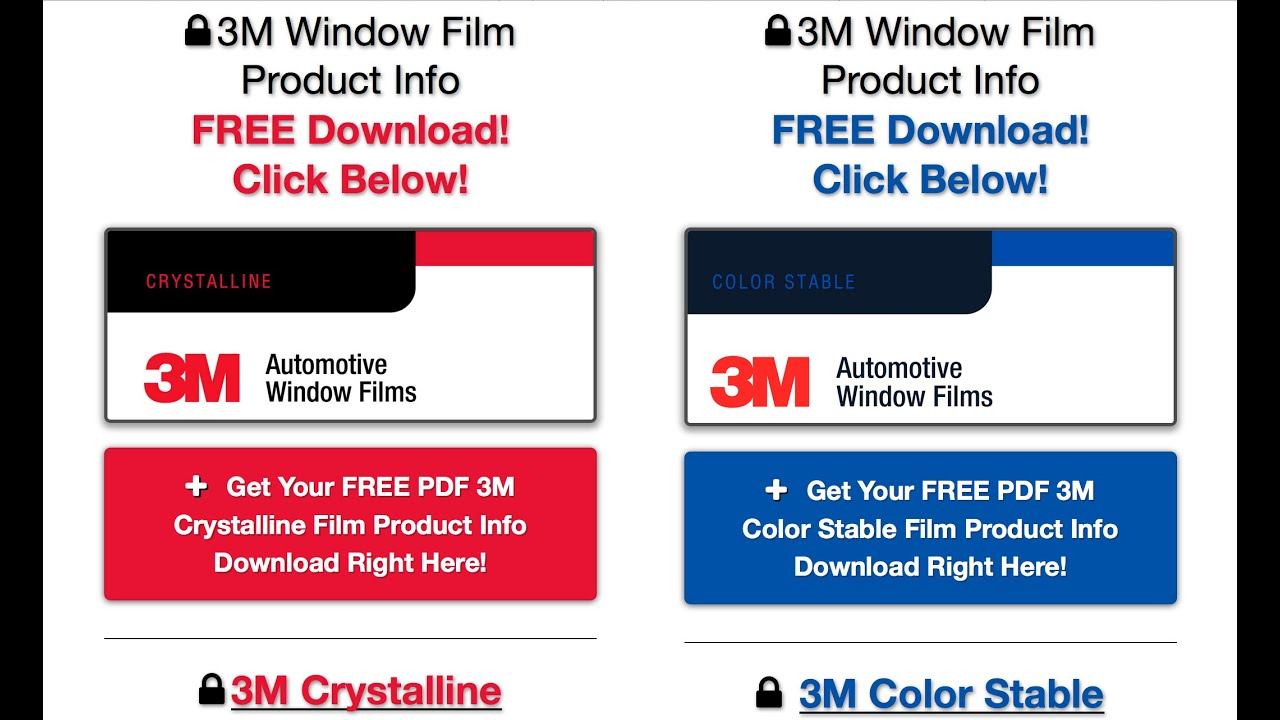 color stable tint vs crystalline film also youtube rh