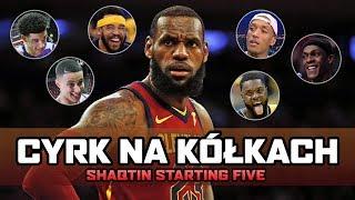 CYRK NA KÓŁKACH ► NBA po POLSKU