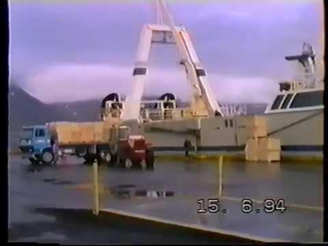 Från fisk till filé - En dokumentär om fiskeproduktionen på Island.