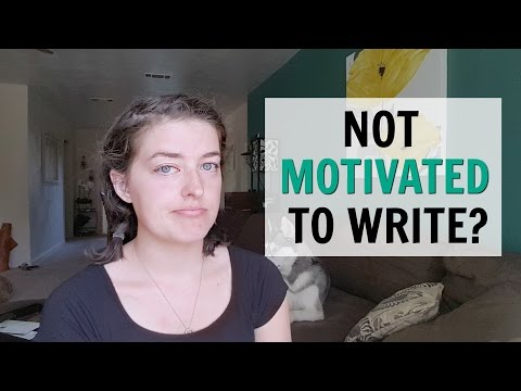 How to stay motivated to write a book