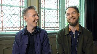 Honne interview - James Hatcher & Andy Clutterbuck (part 1)