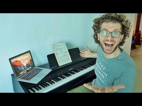 تحدي البيانو - تعلمت أعزف ديسباسيتو في اسبوعين 🎹