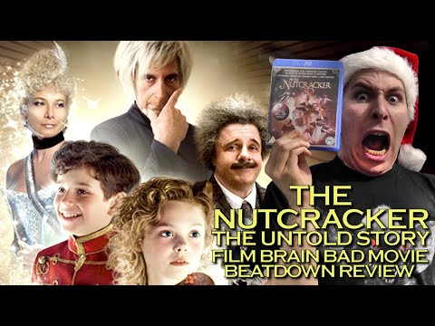 Bad Movie Beatdown: The Nutcracker in 3D - The Untold Story (REVIEW)