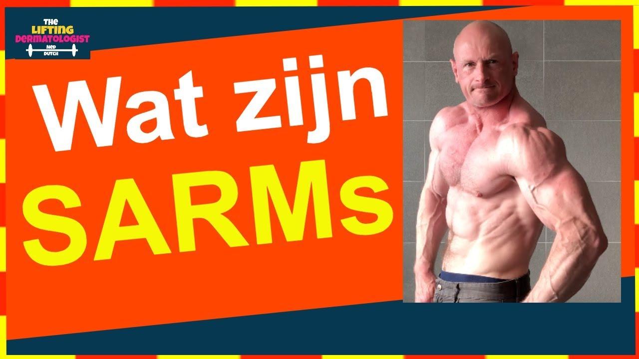 wat zijn SARMs - YouTube