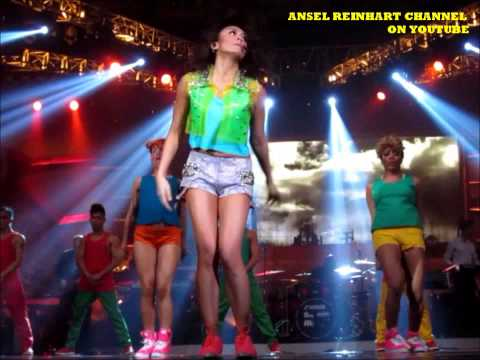 Agnes Monica - Flyin' High LIVE at AGNEZ MAKE IT HAPPEN CONCERT (FULL HD)
