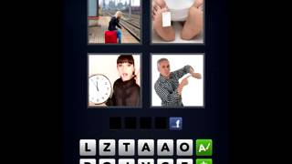Pics Word Game Answers Level