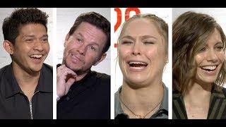 Video MILE 22 Interviews: Mark Wahlberg, Ronda Rousey, Iko Uwais, Lauren Cohan, Peter Berg download MP3, 3GP, MP4, WEBM, AVI, FLV Agustus 2018