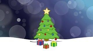 Christmas Tree Prezi Template