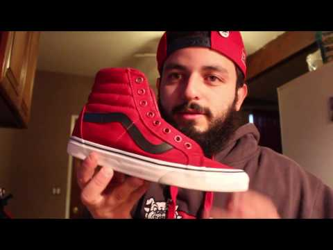 HOW TO CLEAN YOUR VANS WITH JASON MARKK
