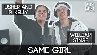 Same Girl by Usher and R. Kelly | Alex Aiono and William Singe Cover MP3