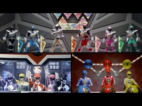 FAN-MADE: Power Rangers Dino Charge: Dino War (Part 5)