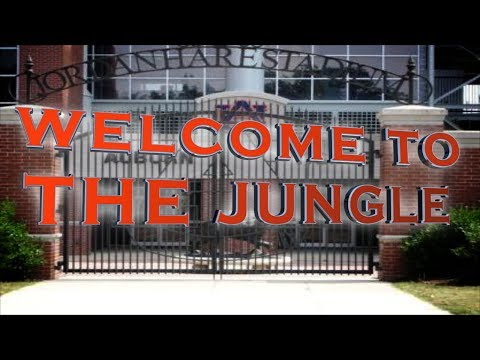 Welcome to the JungleAuburn Football