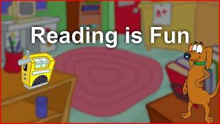 JumpStart 1st Grade (1995) - Reading is Fun [Song]