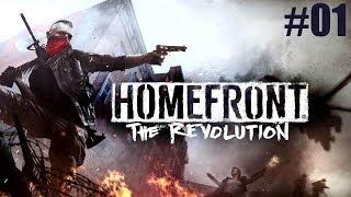 Homefront The Revolution - Gameplay ITA - Walkthrough #01 - La voce della libertà