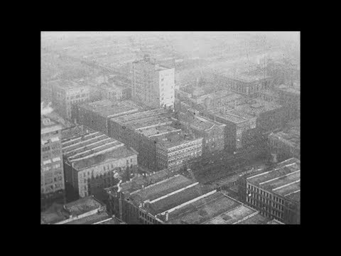 Chicago Photographed from Roy Knabenshue's Dirigible Air Ship