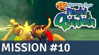 TY the Tasmanian Tiger 3: Night of the Quinkan PC - 100% Walkthrough (1080p/60 FPS) - Mission #10