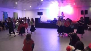 Dança contemporânea em Monte do Trigo / Portel