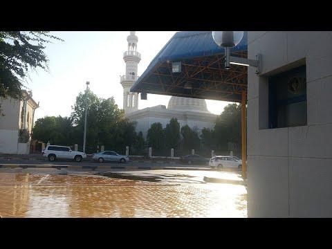 أمطار غزيرة تشهدها معظم مناطق الإمارات  - نشر قبل 3 ساعة