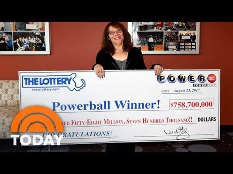 Powerball Winner Of $759 Million Identified As Mavis Wanczyk | TODAY