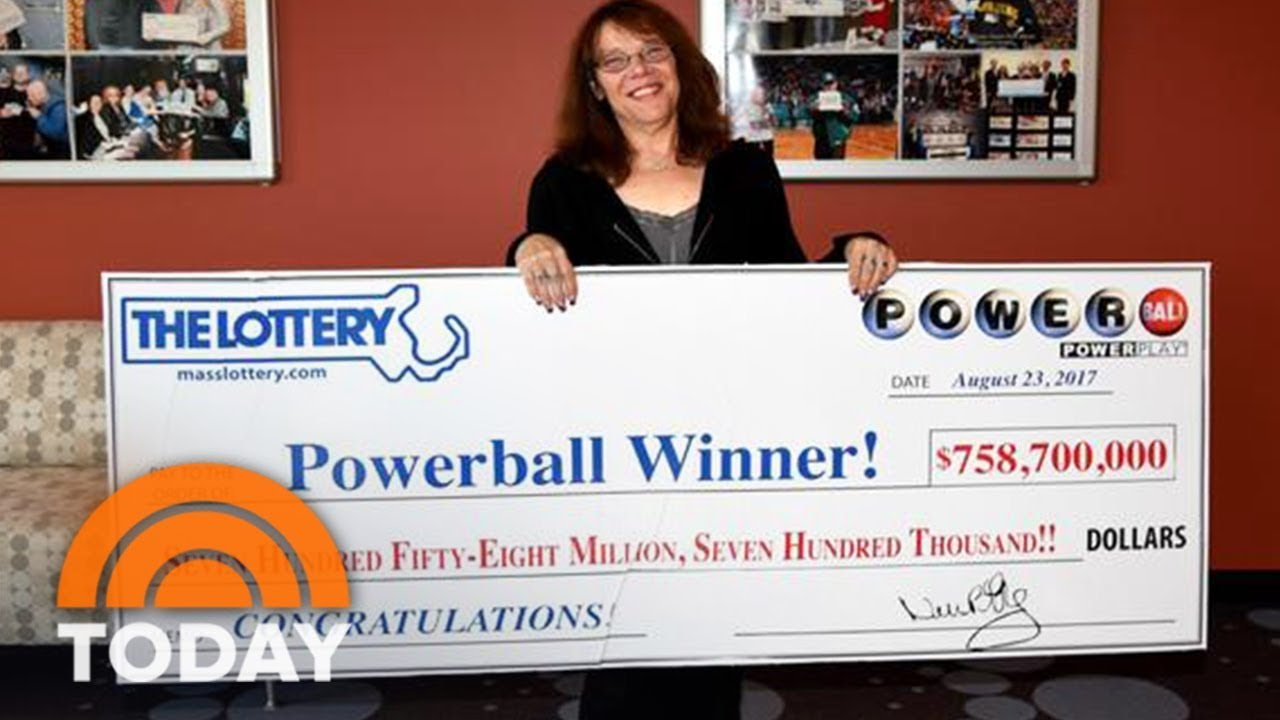 POWER BALL LOTTERY WINNER TODAY