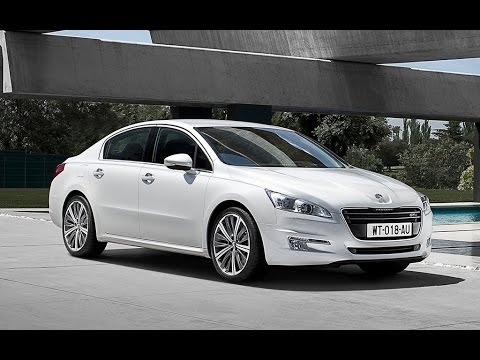 peugeot 508 feline 1 6 thp 2013 test auto al d a youtube. Black Bedroom Furniture Sets. Home Design Ideas