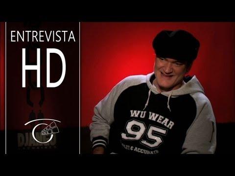 Django Desencadenado - Entrevista Quentin Tarantino HD
