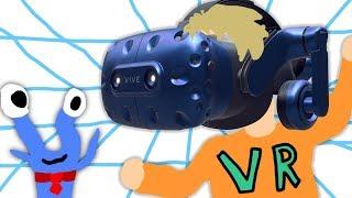 Mein erstes mal VR