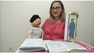 Projeto Contando Histórias - Departamento Infantil