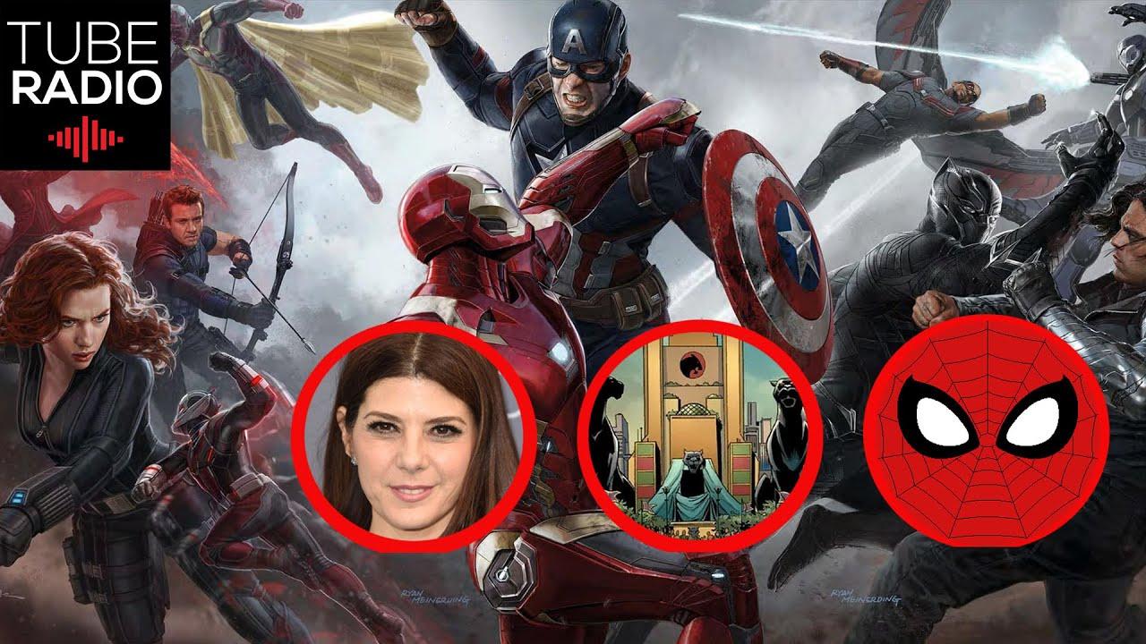 Capitán América: Civil War: Explicación De Escenas Post