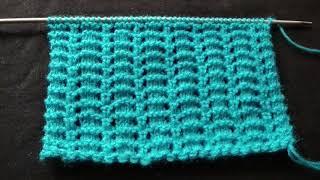 Latest sweater ki bunai/knitting pattern for gents/ladies sweater ki bunai