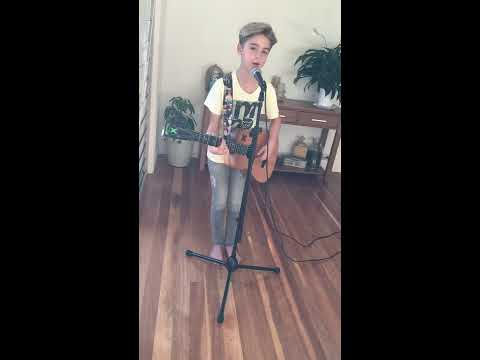 Sam's cover of Sweet Creature by Harry Styles - age 9