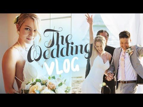 WEDDING & WORKOUT VLOG   STPeach
