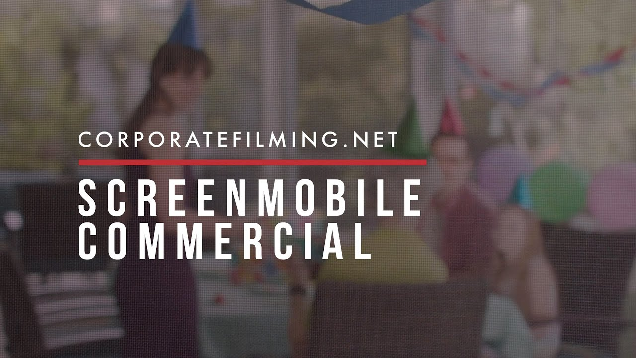 Screenmobile Commercial