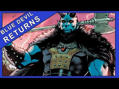 Blue Devil Returns   Justice League Dark #5