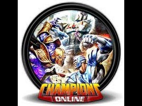 Champions Online- Let