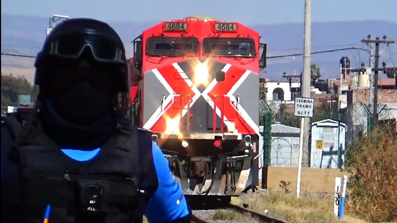 Download El tren MÁS CUSTODIADO de Ferromex!!