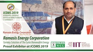 ICOMS 2019 | Exhibitor | Ramasis Energy Corporation